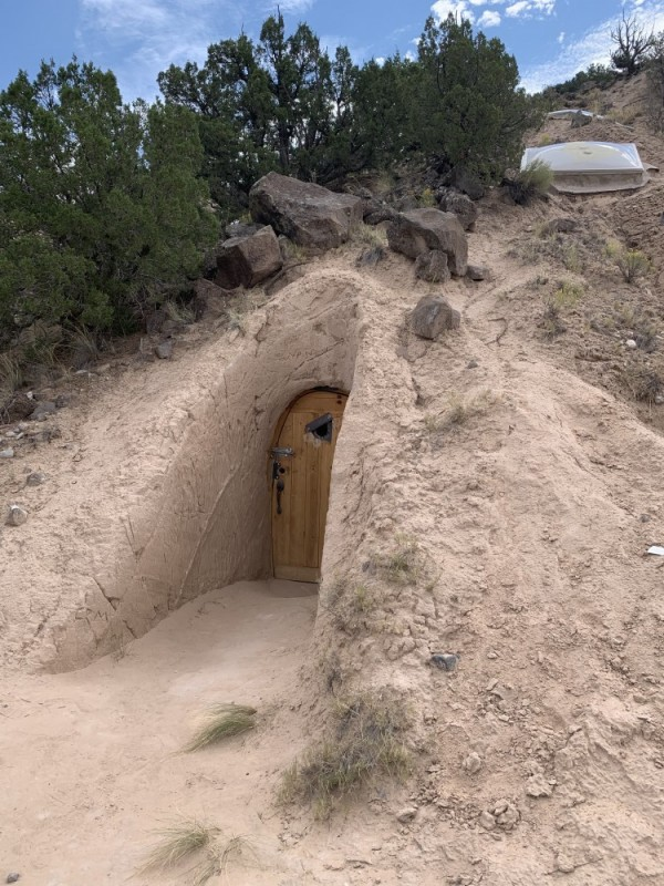 Caves Door